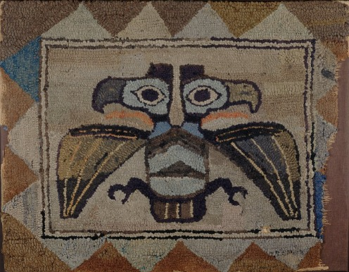 Eagle Rug by Emily Carr, 1924-1930
