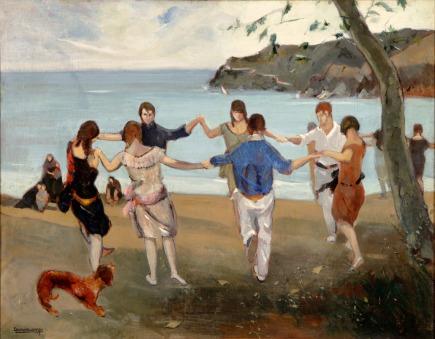 "Rafael Durancamps Folguera: ""Sardanes"" (Catalan 1891-1979)"