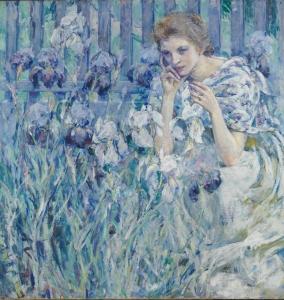 Fleur de Lis by Robert Reid