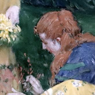 Jan Preisler: Prague Printemps Spring (detail)
