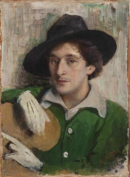 0118_pen_portrait-of-marc-chagall