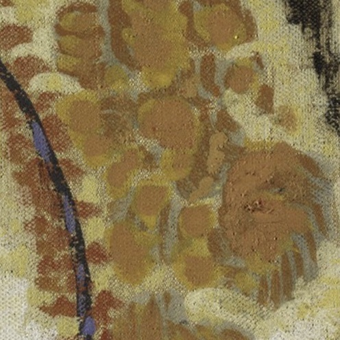 "Odilon Redon, ""Etruscan Vase With Flowers"", (1900-1910), Metropolitan Museum of Art, Maria DeWitt Jesup Fund, 1951; acquired from The Museum of Modern Art, Lillie P. Bliss Collection (detail)"