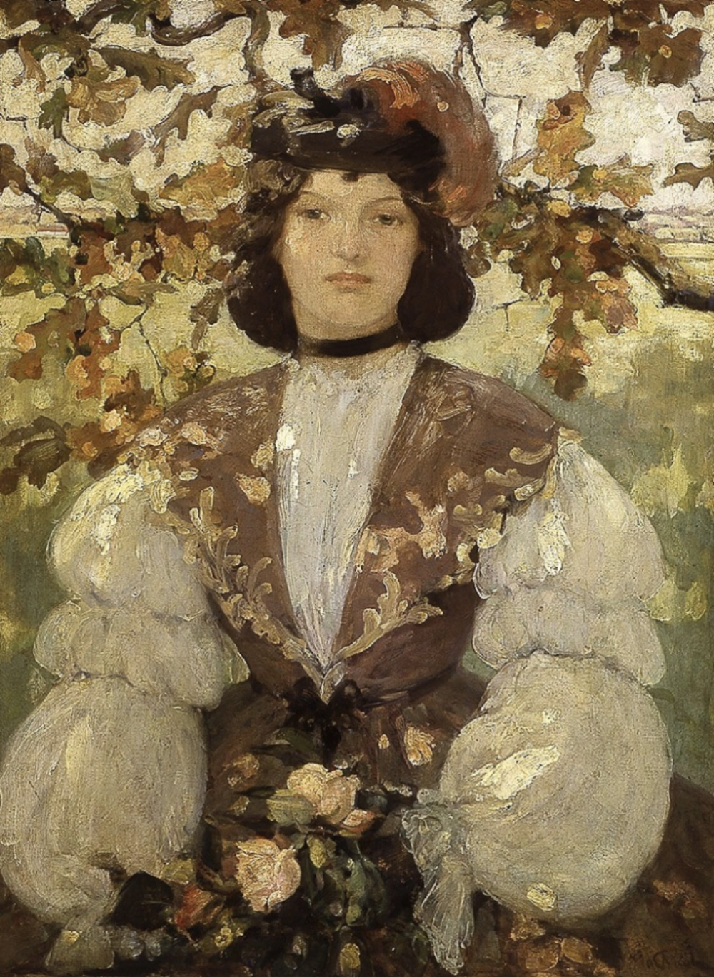 Bessie_MacNicol_-_A_Girl_Of_The_Sixties_1899