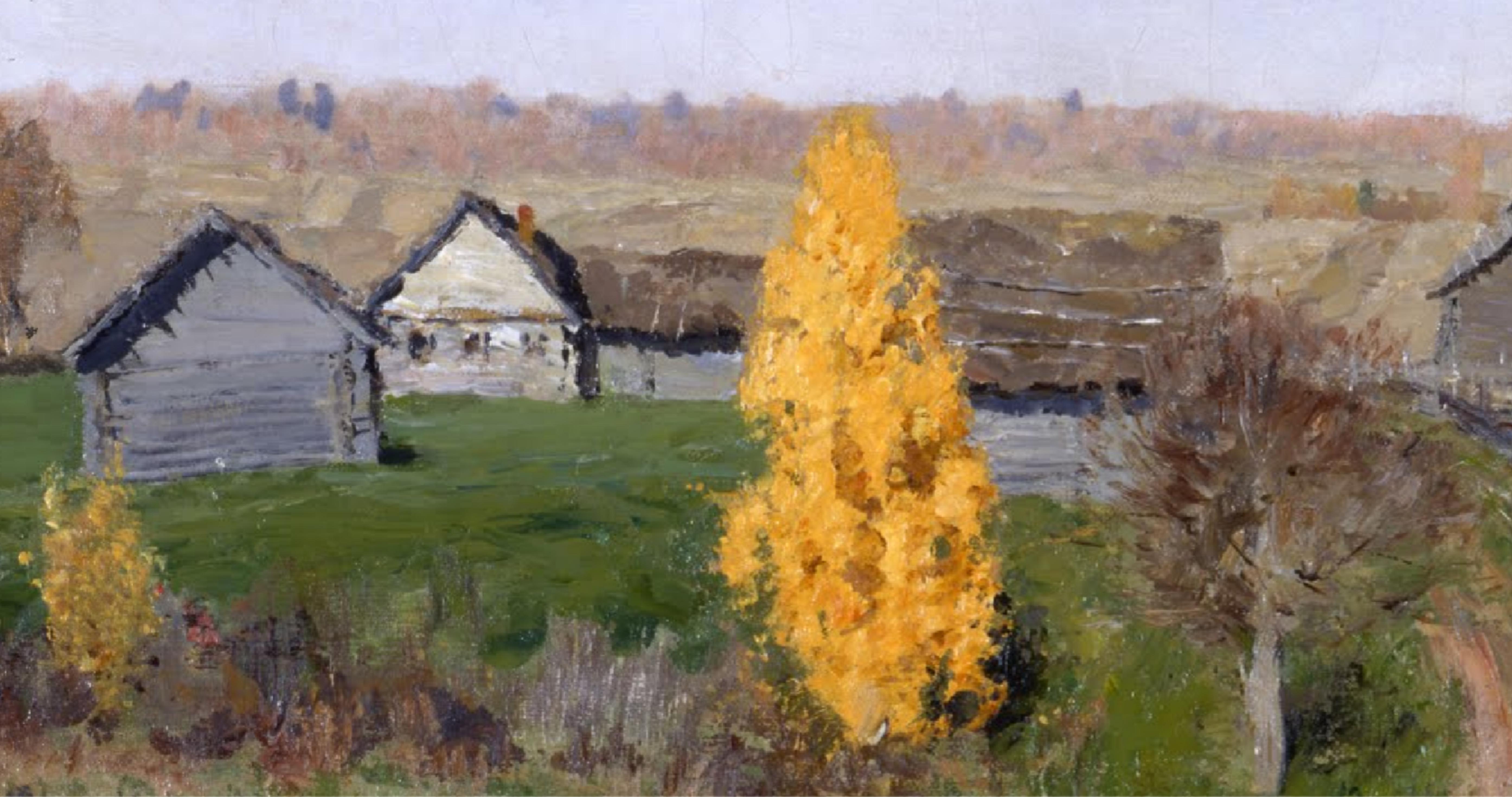 933bd7e9202 Isaac Levitan  Golden Autumn