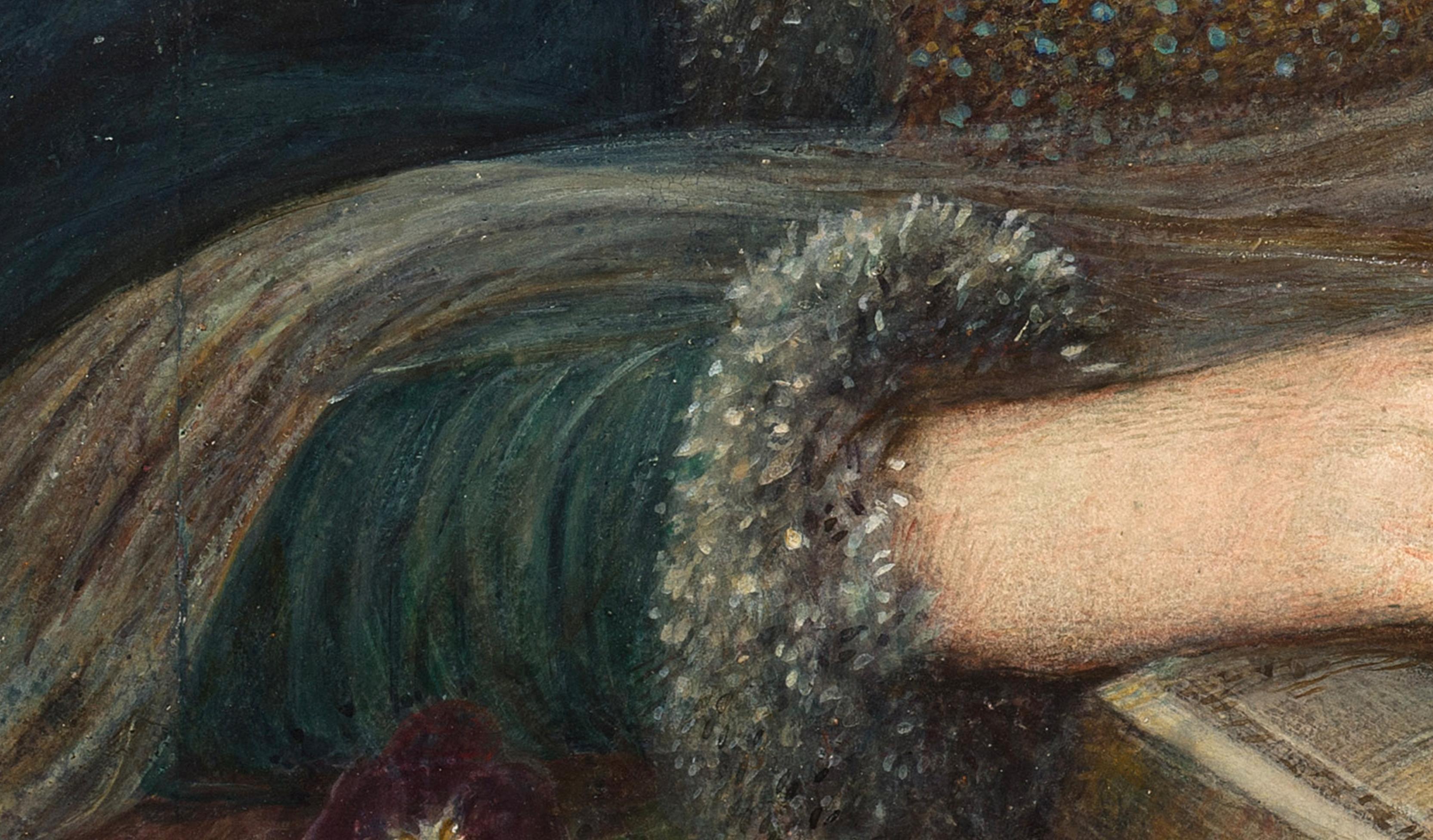 Marie Spartali Stillman Beatrice 1895 At Sunnyside