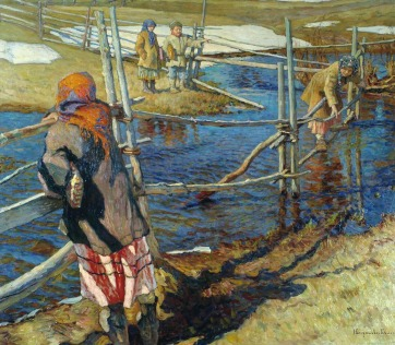 Screenshot_2018-11-04 The Athenaeum - Crossing the Stream (Nikolai Petrovich Bogdanov-Belsky - )