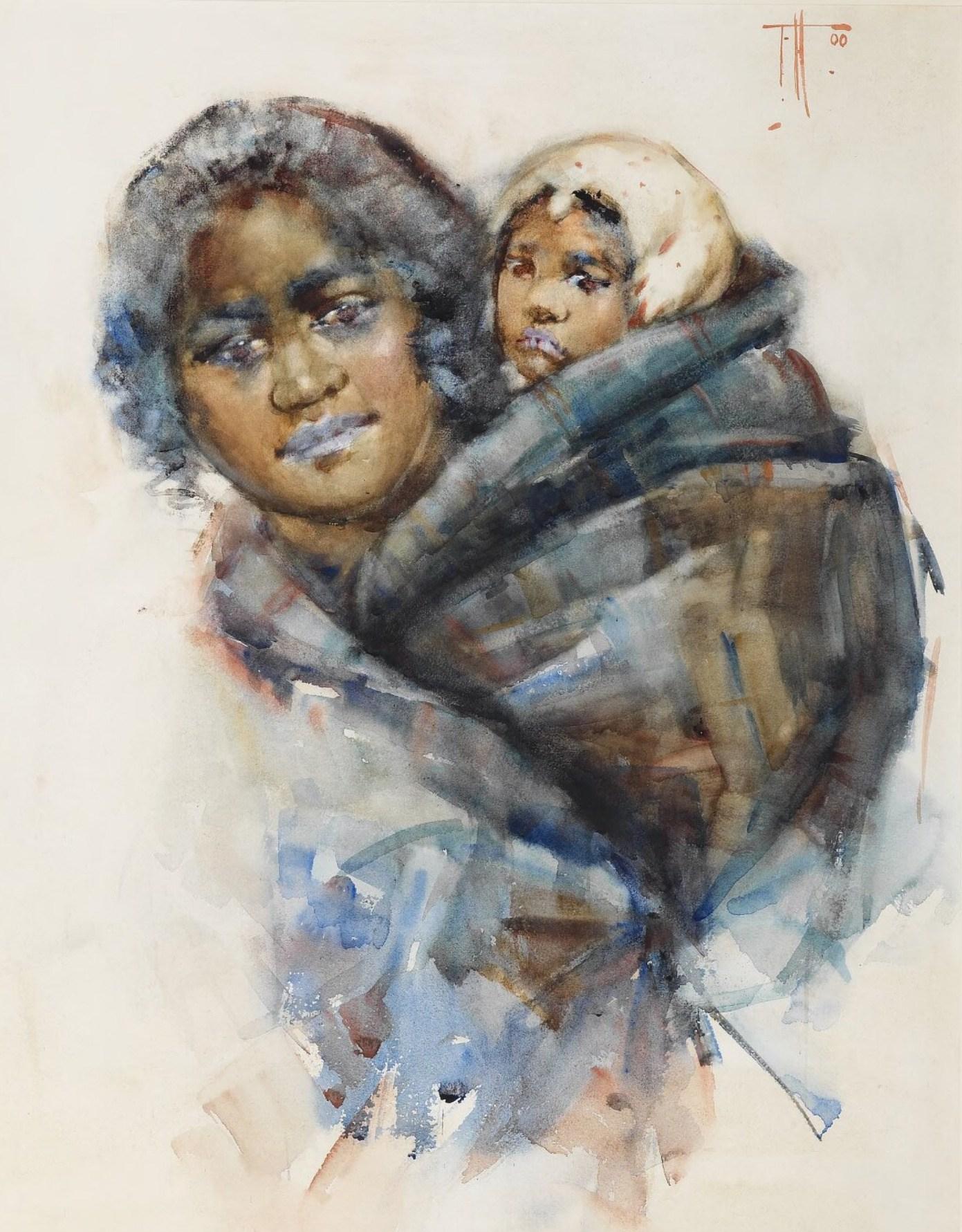screenshot_2019-01-14 maori woman and child collections online - museum of new zealand te papa tongarewa