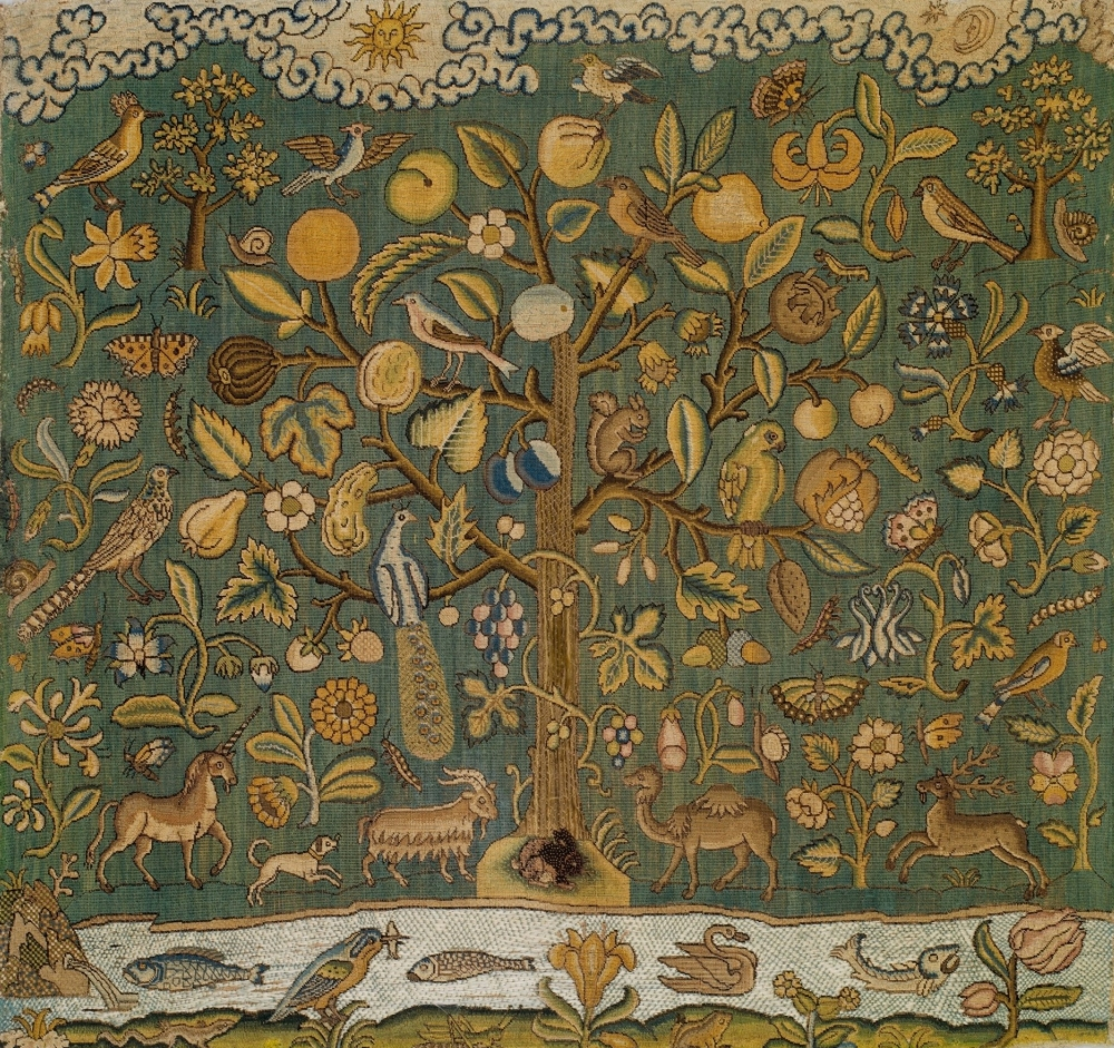the tree of life british the met